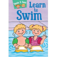 Susie & Sam Learn to Swim