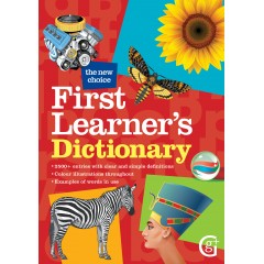 First Learner's Dictionary (2500 words, age 6+)