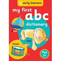 My First ABC Dictionary (250 words, age 2+) (G&G Early Learners Series)